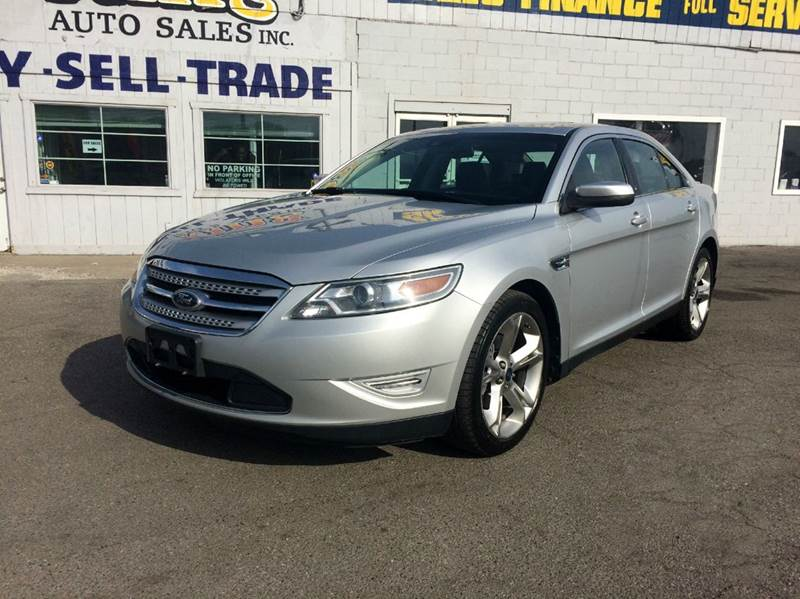 2010 Ford Taurus  Miles 110936Color Silver Stock 377F VIN 1FAHP2KT0AG107548