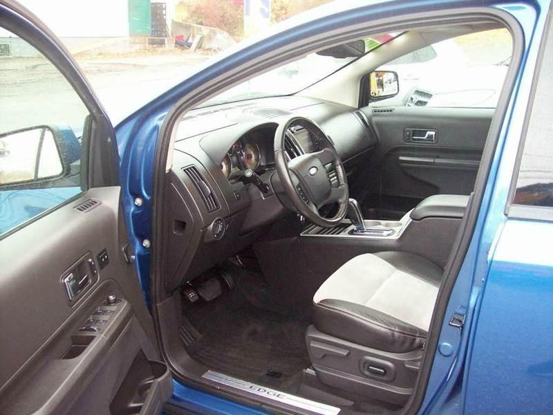 2009 Ford Edge AWD Sport 4dr SUV - Lewiston ME