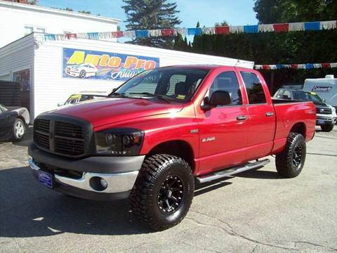 2008 Dodge Ram Pickup 1500 for sale in Lewiston, ME