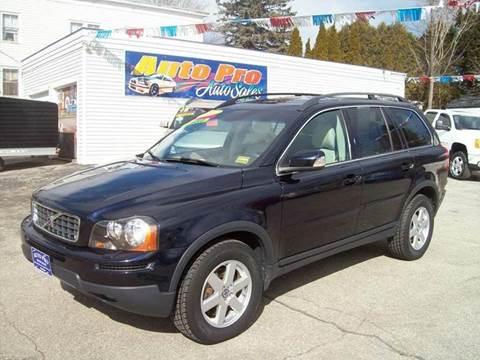 volvo xc90 for sale maine. Black Bedroom Furniture Sets. Home Design Ideas
