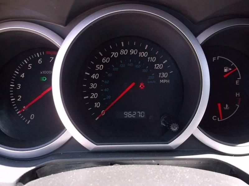 2008 Suzuki Grand Vitara 4dr SUV 4WD w/Hard Spare Tire Cover, Cargo Cover (2.7L V6 5A) - Osage Beach MO