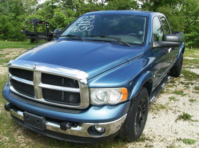 2003 Dodge Ram Pickup 2500