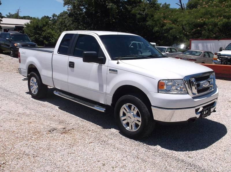 2007 Ford F-150 XLT 4dr SuperCab 4WD Styleside 5.5 ft. SB - Osage Beach MO