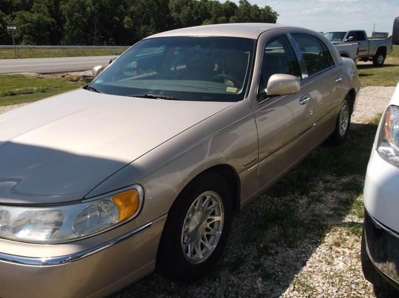 1998 Lincoln Town Car Signature 4dr Sedan - Osage Beach MO