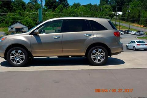 2008 Acura MDX for sale in Asheboro, NC