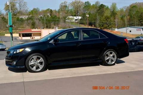 2014 Toyota Camry for sale in Asheboro NC
