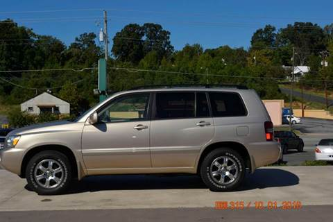 2006 Toyota Highlander for sale in Asheboro, NC