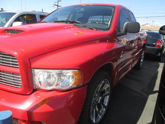 La Playita Auto Sales >> Dodge Ram Pickup 1500 SRT-10 for sale in California