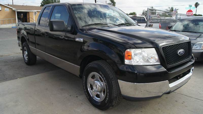 2004 ford f 150 xlt ext cab sb used cars in el cajon ca 92021. Black Bedroom Furniture Sets. Home Design Ideas