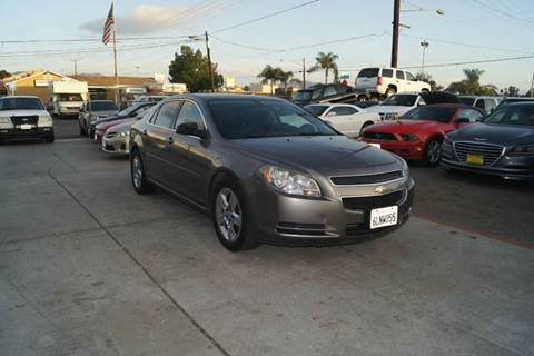2010 Chevrolet Malibu for sale in El Cajon, CA