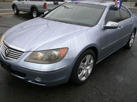2005 Acura RL for sale in Westbury, NY