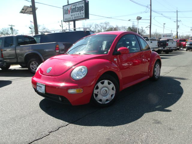 2001 volkswagen new beetle for Small car motors carson city nv