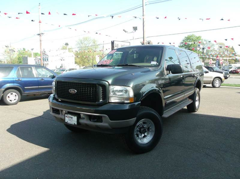 2003 ford excursion limited 4wd 4dr suv in edison nj