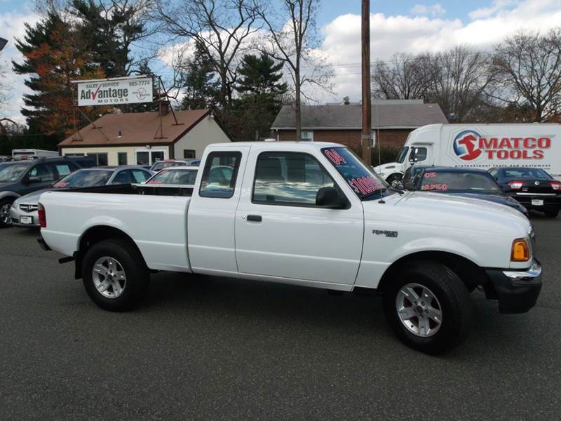 2004 ford ranger xlt 2dr supercab 4wd sb in edison nj