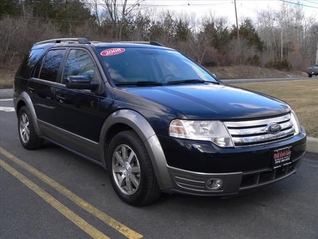 2008 ford taurus x sel awd suv in newton andover sparta h h auto sales. Black Bedroom Furniture Sets. Home Design Ideas