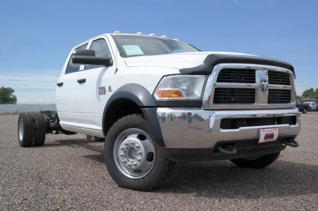 2011 RAM 5500