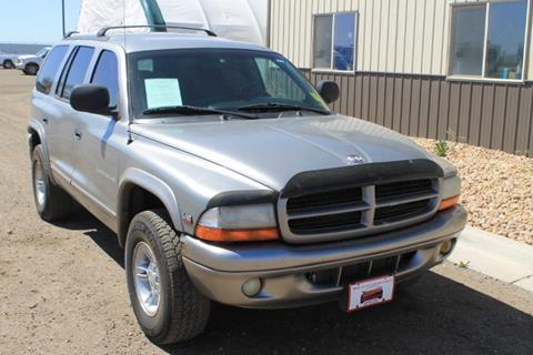 Used 2000 Dodge Durango For Sale in Colorado - Carsforsale.com