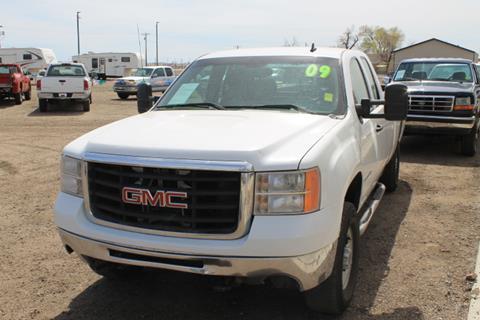 2009 GMC Sierra 2500HD for sale in Fort Lupton, CO