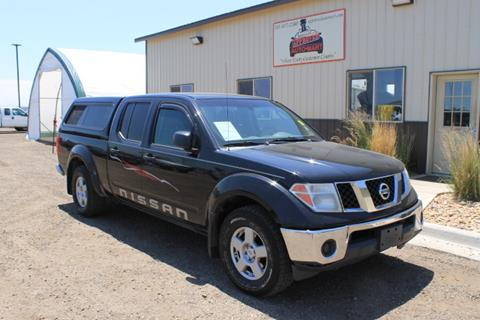 2007 Nissan Frontier for sale in Fort Lupton, CO