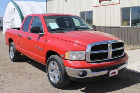 2005 Dodge Ram 1500 For Sale >> 2005 Dodge Ram Pickup 1500 For Sale In Fort Lupton Co