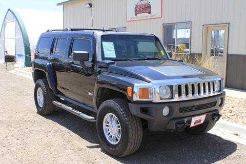 2007 HUMMER H3 for sale in Fort Lupton, CO