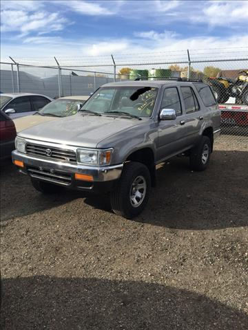 1995 Toyota 4Runner for sale in Fort Lupton, CO