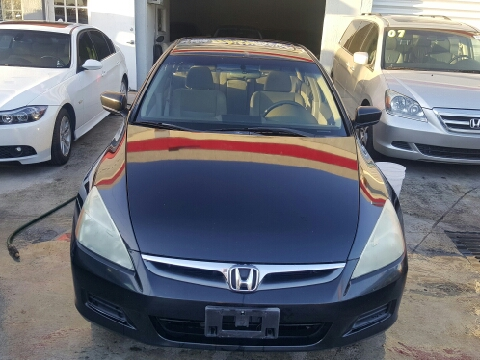 2007 Honda Accord for sale in Hollywood, FL