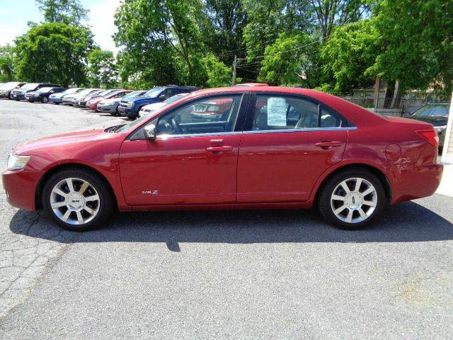 2007 Lincoln MKZ 4dr Sedan - Carlisle PA