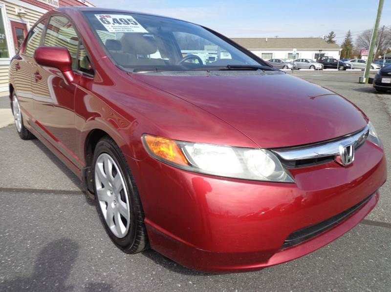 2006 Honda Civic LX 4dr Sedan w/automatic - Carlisle PA