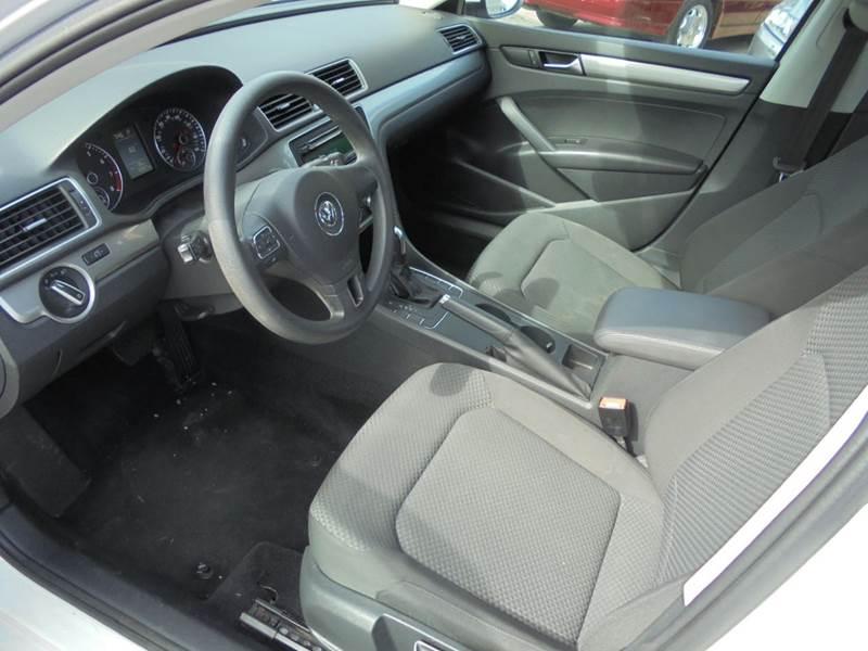 2012 Volkswagen Passat S PZEV 4dr Sedan 6A w/ Appearance - Simpsonferrymechanicsburg PA