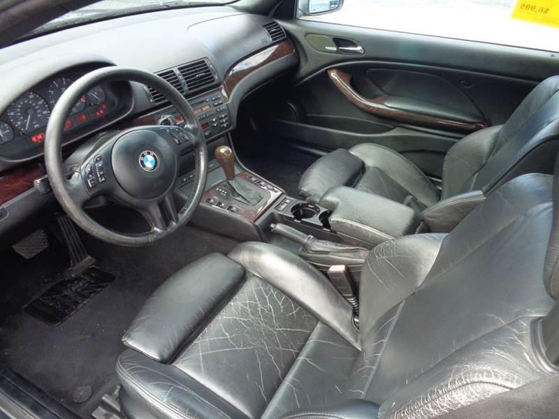 2005 BMW 3 Series 325Ci 2dr Convertible - Trindlemechanicsburg PA