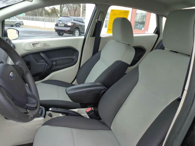 2011 Ford Fiesta S 4dr Sedan - Simpsonferrymechanicsburg PA