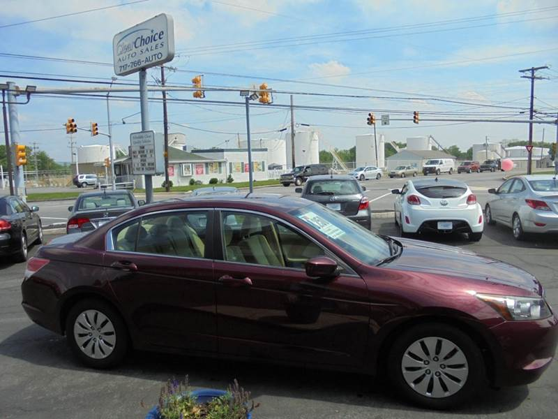 2010 Honda Accord LX 4dr Sedan 5M - Carlisle PA