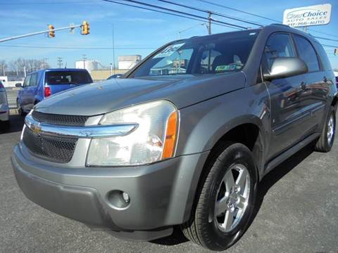2006 Chevrolet Equinox for sale in Simpsonferrymechanicsburg, PA