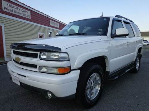 2004 Chevrolet Tahoe for sale in Carlisle, PA
