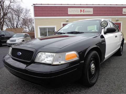 2010 Ford Crown Victoria for sale in Carlisle, PA