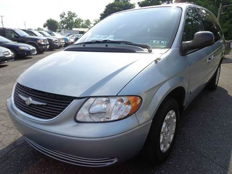 2004 Chrysler Town and Country for sale in Carlisle, PA