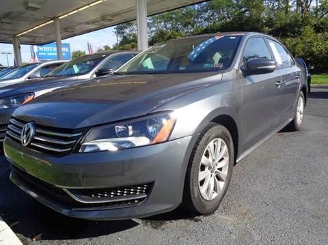 2012 Volkswagen Passat