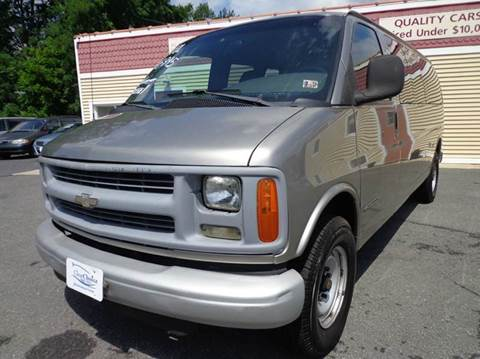 2001 Chevrolet Express Passenger for sale in Carlisle, PA