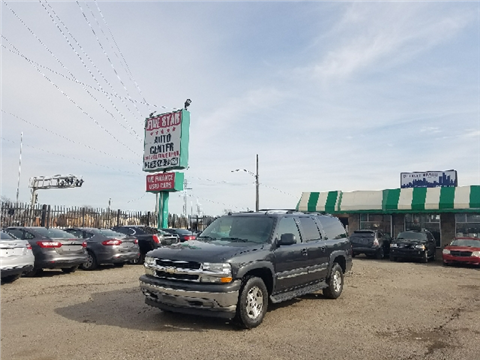 Used 2005 chevrolet suburban for sale michigan for Motor city towing detroit michigan