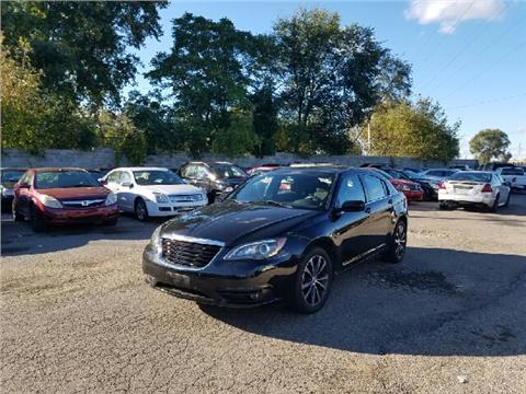 2013 Chrysler 200 for sale in Detroit, MI