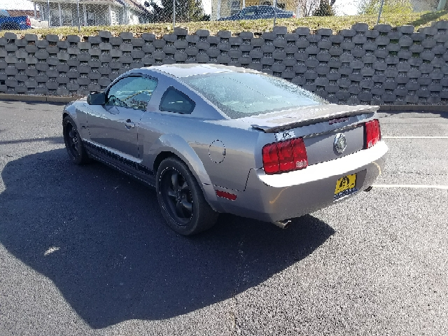 2007 ford mustang v6 premium 2dr coupe in st louis mo platinum motors sold publicscrutiny Image collections