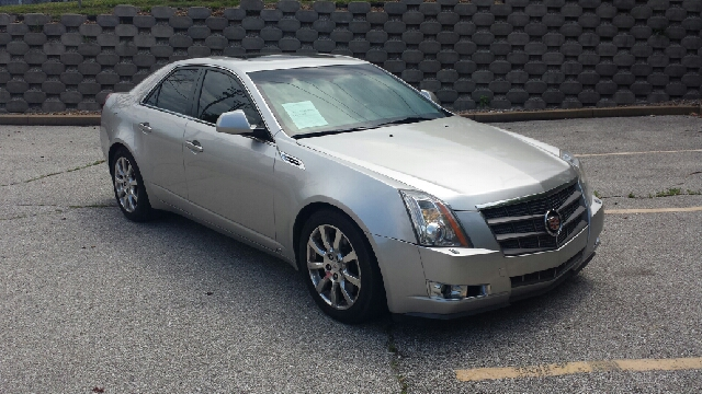 2008 cadillac cts 3 6l di awd 4dr sedan in st louis mo. Black Bedroom Furniture Sets. Home Design Ideas