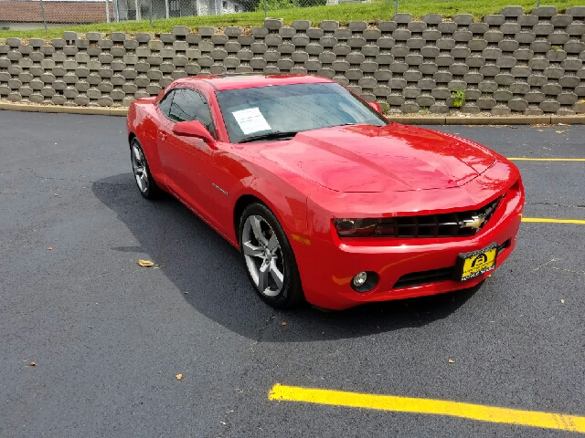 2013 Chevrolet Camaro Lt 2dr Coupe W 1lt In St Louis Mo