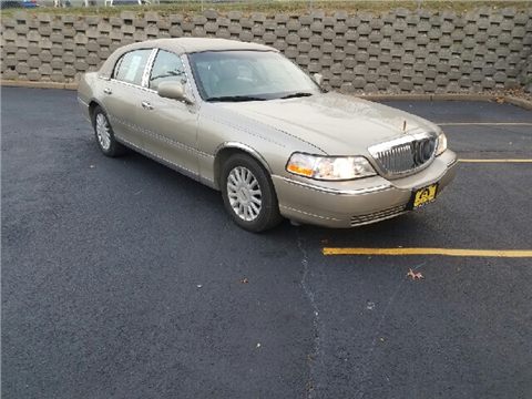2005 Lincoln Town Car for sale in Saint Louis, MO