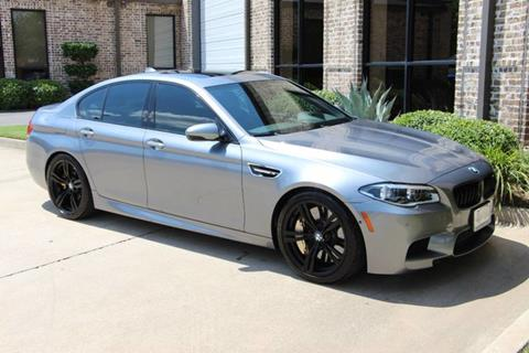 2014 BMW M5 for sale in Addison, TX