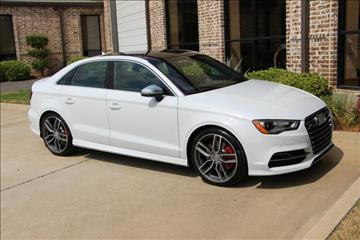 2016 Audi S3 for sale in Addison, TX