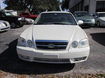 2005 Kia Optima for sale in Largo, FL
