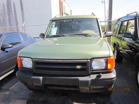 2000 Land Rover Discovery Series II for sale in Largo, FL