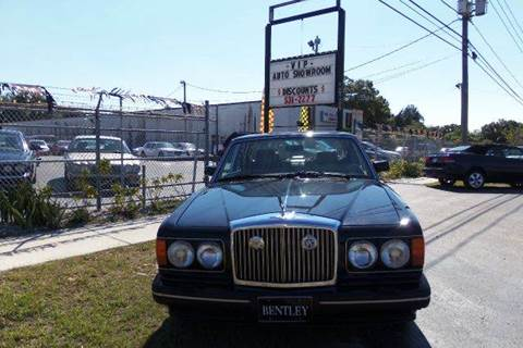 1990 Bentley Turbo R for sale in Largo, FL